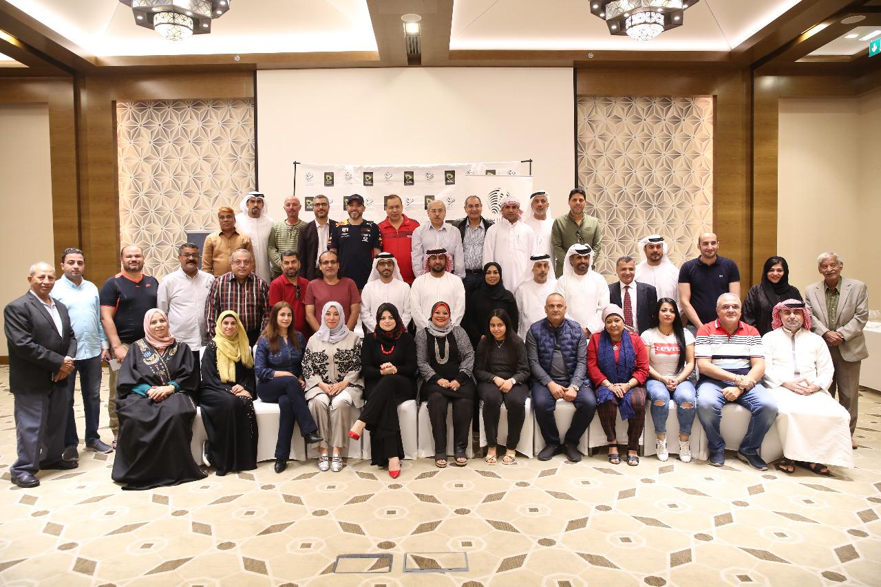 جمعية الصحفيين الإماراتية تنظم ملتقاها السنوي وتزور المناطق الاثرية والسياحية في الساحل الشرقي