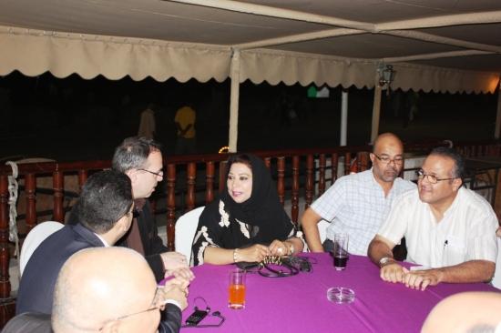 ورشة عمل للصحفيين الشبان من دول الخليج والمانيا ديسمبر 2009
