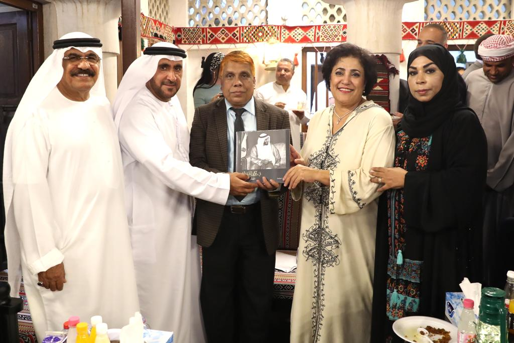 تخللها سحوبات وجوائز تكافل الصحفيين ينظم أمسية رمضانية