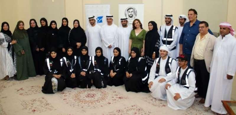 """"""" الإعلامية الإماراتية .. مسيرة عطاء """"جمعية الصحفيين بالدولة تنضم الجلسة الحوارية في الشارقة"""