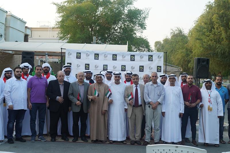 جمعية الصحفيين الإماراتية تحتفل بالعيد الوطني الـ 48 في أبوظبي